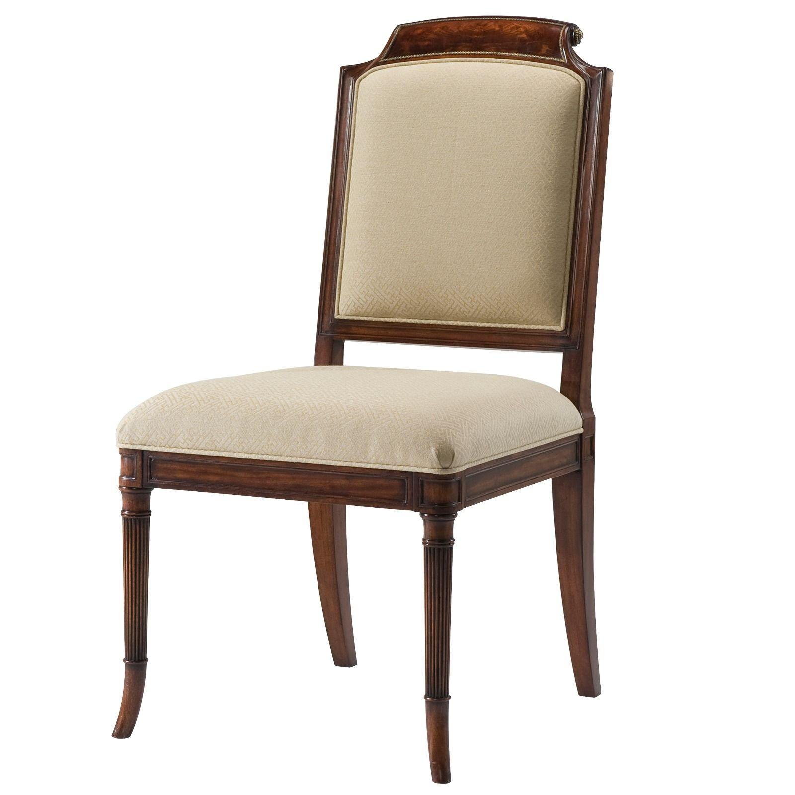 a finely carved mahogany dining chair dining chairs from brights of nettlebed