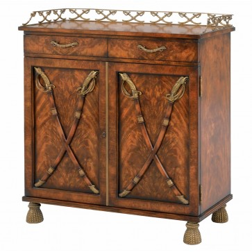 Althorp Admiralty side cabinet