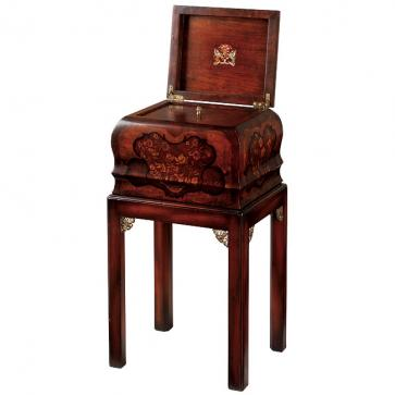 Althorp box with stand