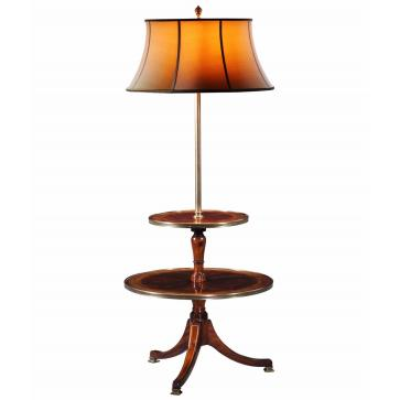 Althorp dumbwaiter lamp