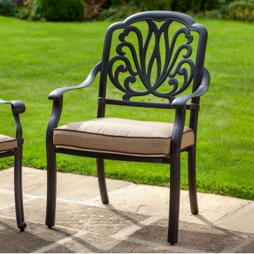 Amalfi comfort dining chair