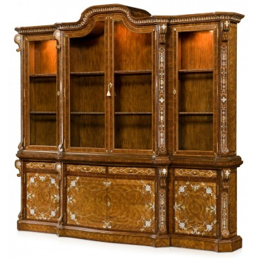 Glazed bookcases and display cabinets