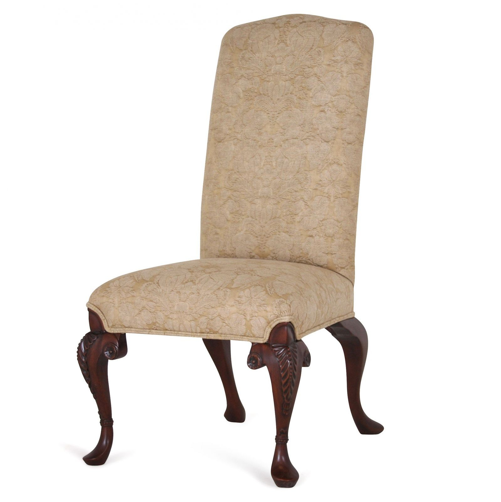Auntie's georgian style dining side chair in Linwood Sakura