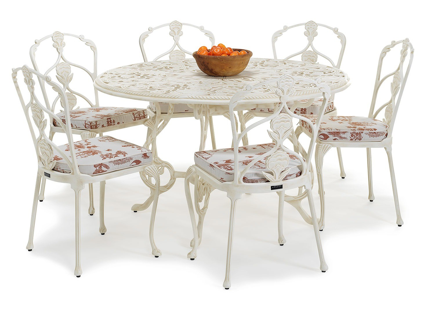 Barrington metal outdoor dining set