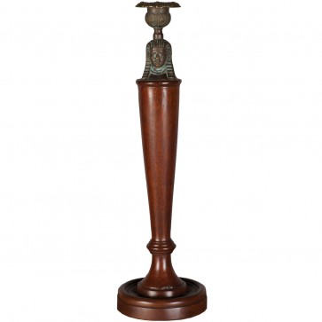 Brass top Candle stick