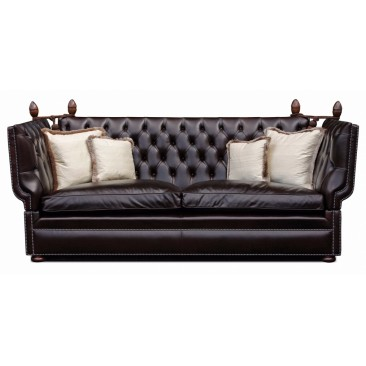 Leather Sofas in stock
