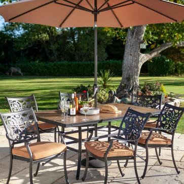 Celtic Aria dining set - 6 persons