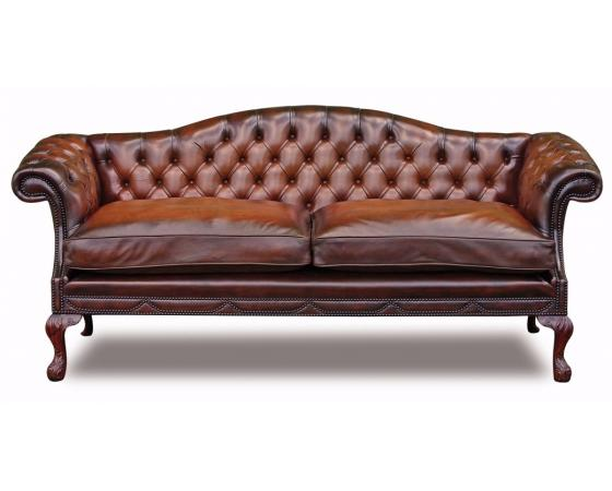 Chatsworth Leather - Cushion seat
