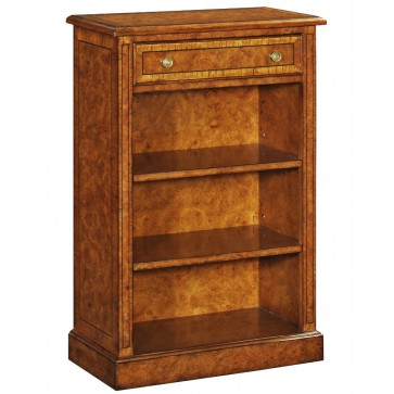 Dorchester bookcase with drawer