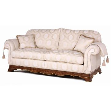 Dorchester sofa in in cotton jacquard