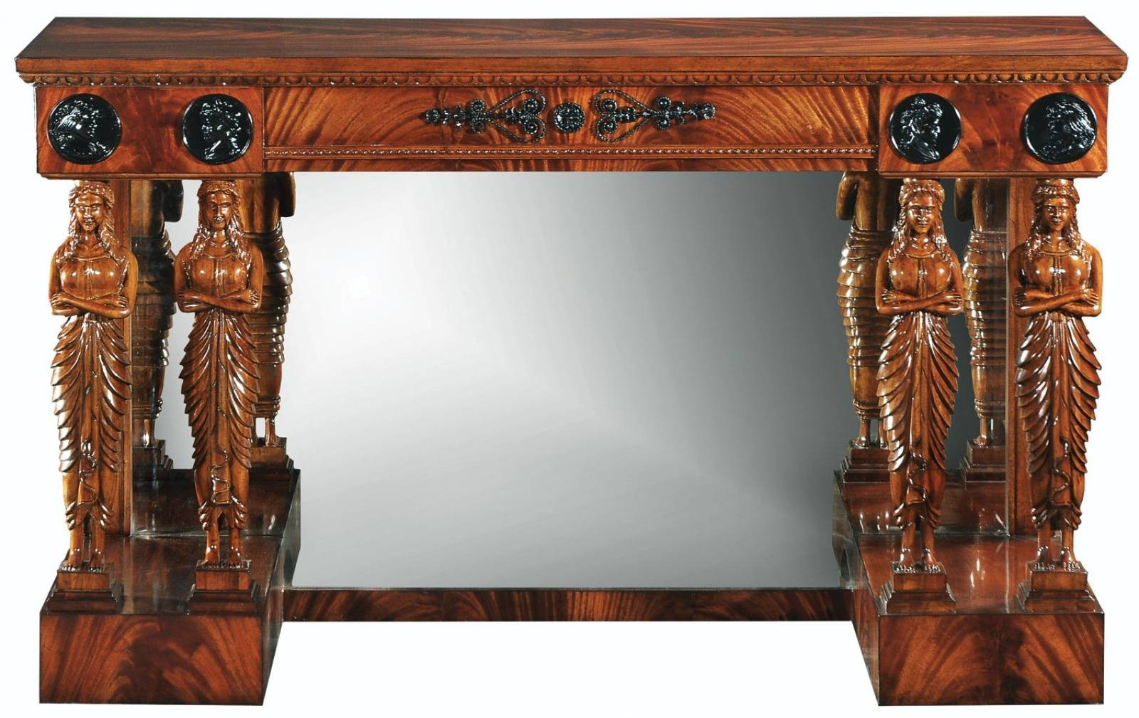 Empire Style Console Table Console Hall Tables From