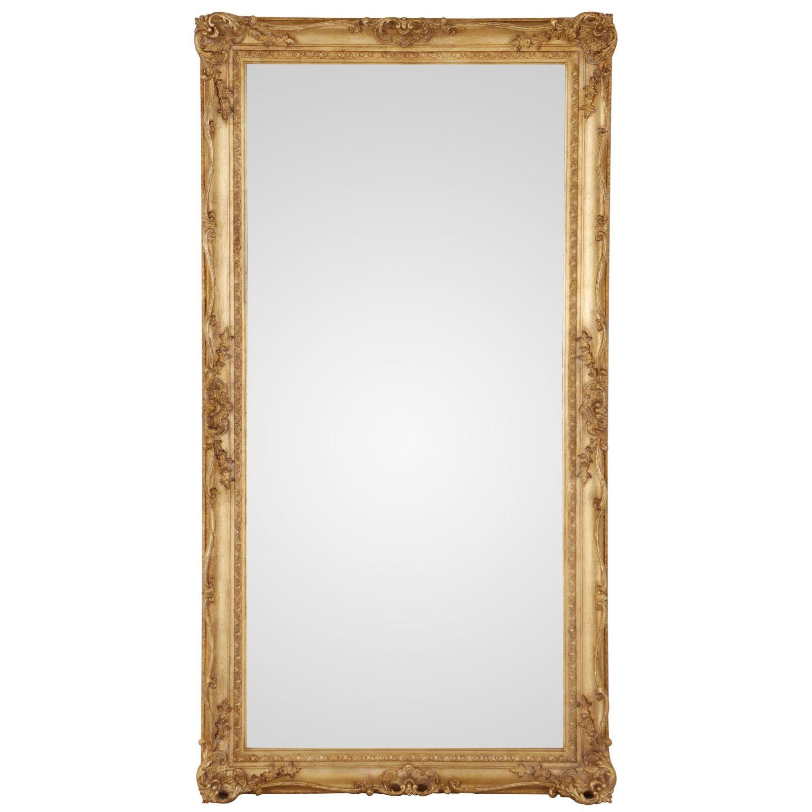 English hand-made mirror