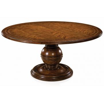 French Art Deco style circular table