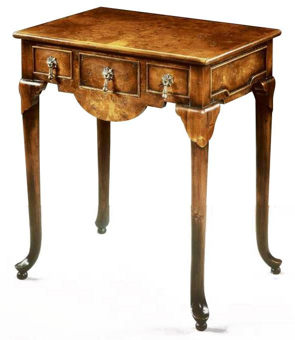 George I style side table or lamp table