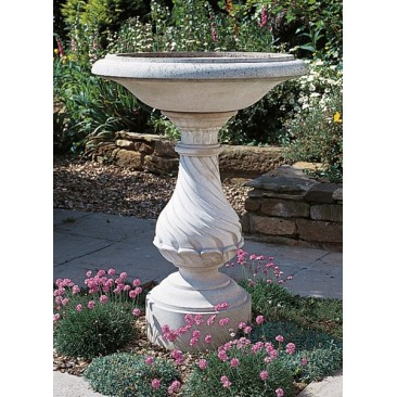 Bird baths & Sundials