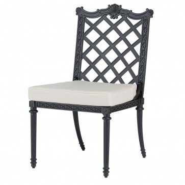 Grande outdoor dining chair