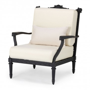 Grande outdoor lounge chair