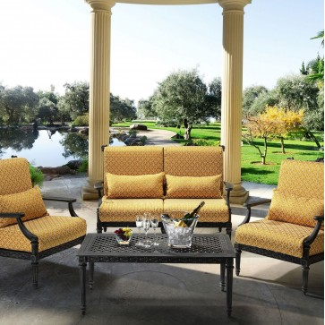 Grande outdoor lounge set