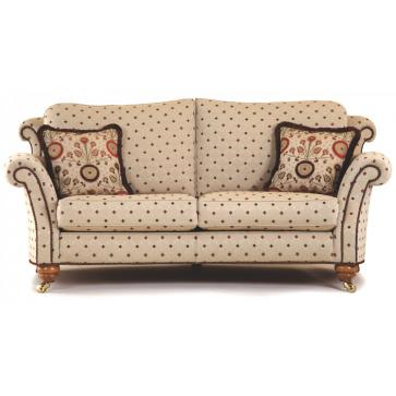Hedley 2.5 seat curved sofa
