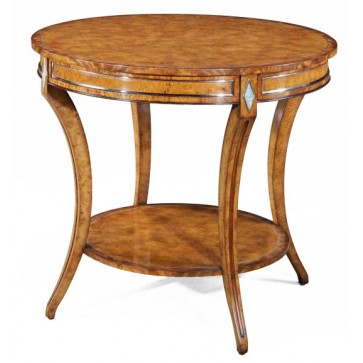 Hermitage center table