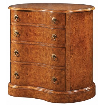 Mauretania 4 drawer chest