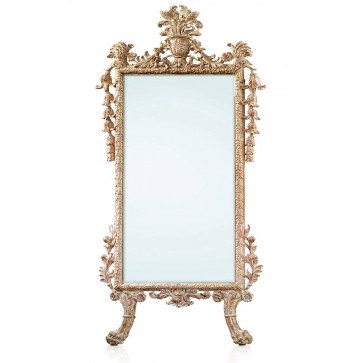 Neo-classical dressing mirror