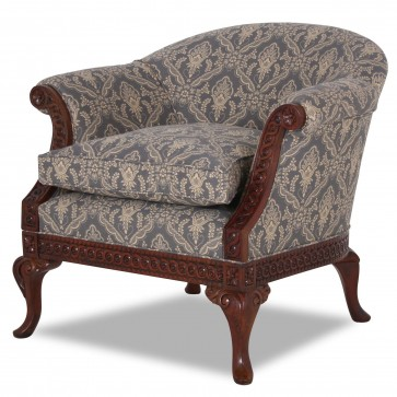 Pride Regency style chair in Linwood Selborne