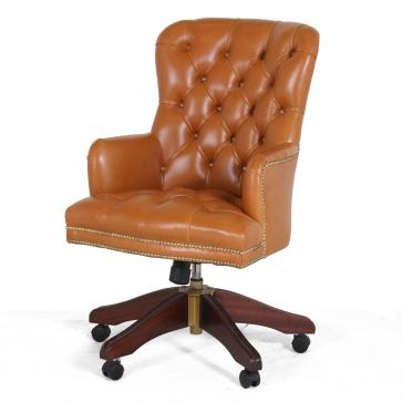 Queen Anne swivel chair - special purchase