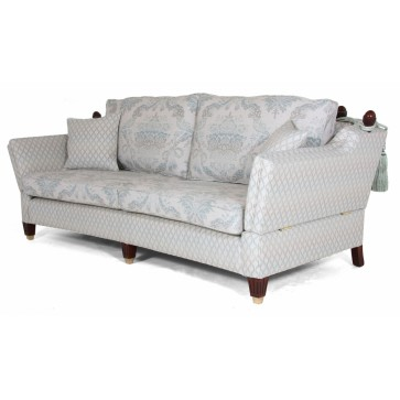 Regency Knole 3 seat sofa in Moloko