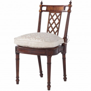 Sheraton style dining chair