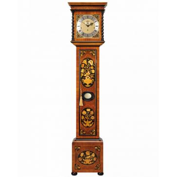 The Chartwell longcase clock
