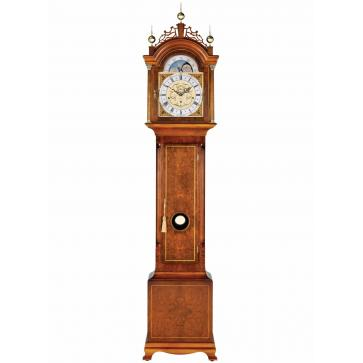 The Chatsworth grandfather clock