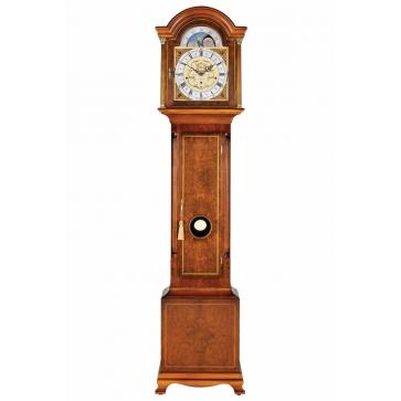 The Kensington Walnut grandfather clock