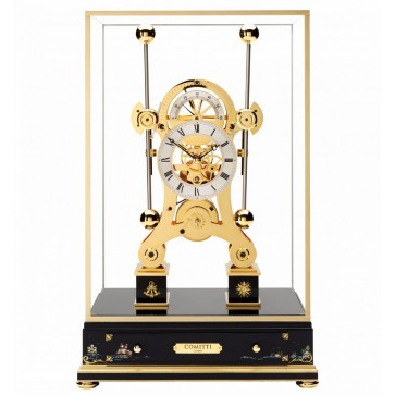 The Navigator limited edition Chinoiserie clock