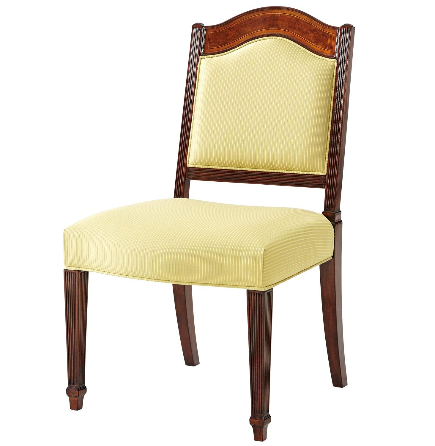 Thomas Sheraton Style Dining Chair Dining Chairs From