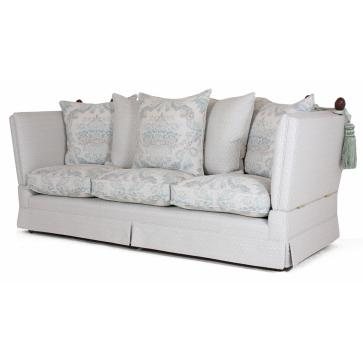 Tudor Knole 3 seat sofa in promotional fabric