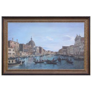 Venice: The Grand Canal with S. Simeone Piccolo