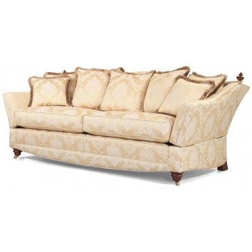 Victoria Knole 3 seat sofa in Gainsborough Knickerbean