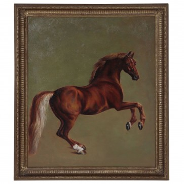 Whistlejacket horse oil painting