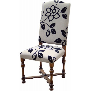 William and Mary style dining chair