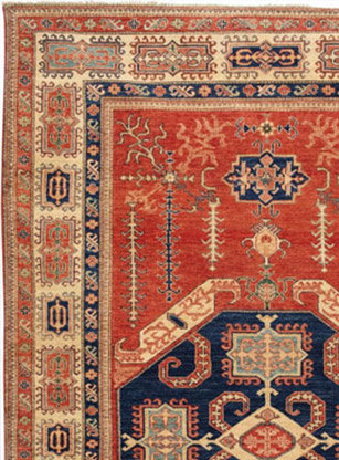 Hand Woven Oriental Rugs